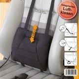 Rückenkissen für eine gesunde Sitzhaltung im Auto